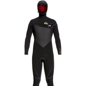5/4/3mm Highline Plus Hooded Chest Zip Wetsuit